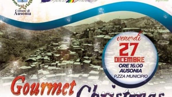Ausonia, gourmet Christmas - percorso gastronomico