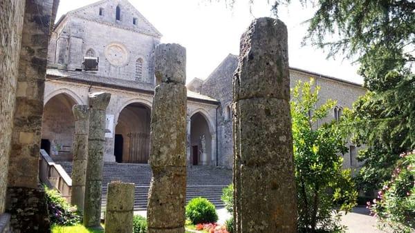 Visita dell'Abbazia di Casamari