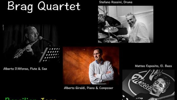 Frosinone, Brag Quartet live