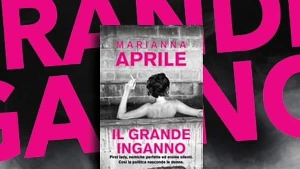 """Fiuggi, presentazione del libro """"Il grande inganno"""" di Marianna Aprile"""