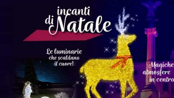 """Ferentino, """"Incanti di Natale"""""""