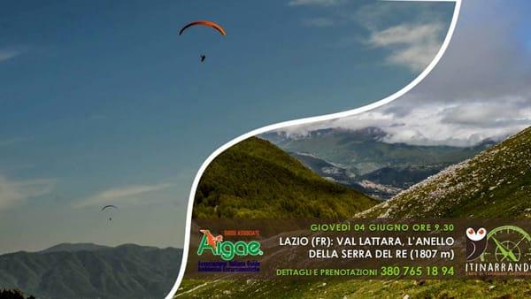 Val Lattara, L'Anello della Serra del Re
