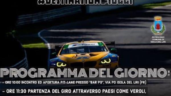 """10^ incontro BMW&Mini Fan Club Ciociaria """"destinationfiuggi"""""""