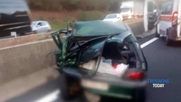 incidente A1 28 ottobre-2