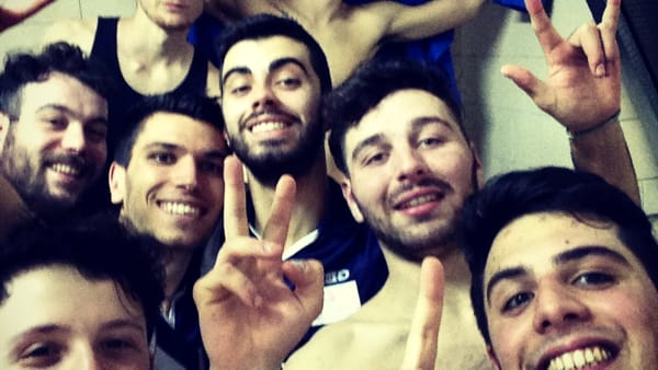ASD gps Paliano Volley, vittoria  contro la ASD New volley Latina