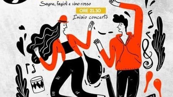 Frosinone, Whistle Jazz Band live