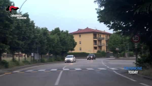 VIDEO | Cassino, agguato a colpi di pistola per bloccare un pusher rivale. Ecco chi sono gli arrestati