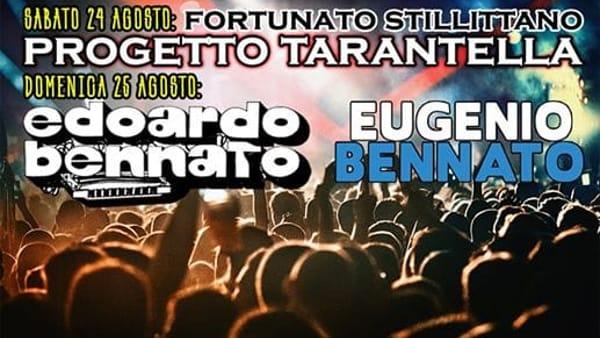 """Castelliri, """"Tarantelliri - Festival di musica popolare """""""