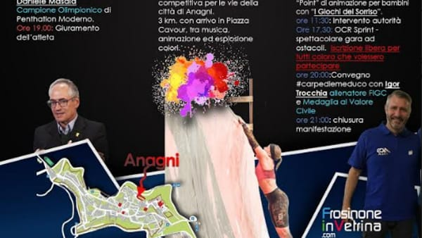 Anagni, play the game