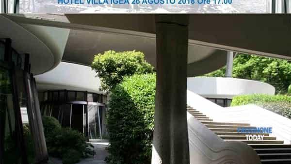 #fiuggicittadelnovecento. Brani architettonici della città termale del 900
