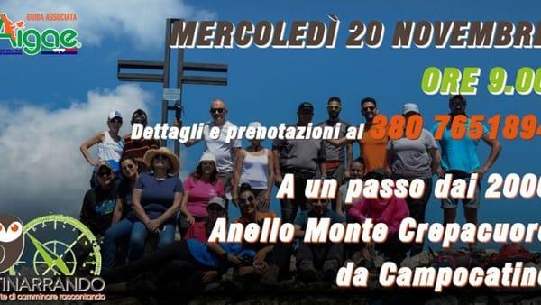 Guarcino, a un passo dai 2000 m, Anello Monte Crepacuore da Campocatino