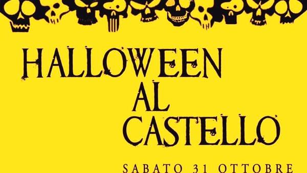 Arpino, halloween al Castello di Ladislao