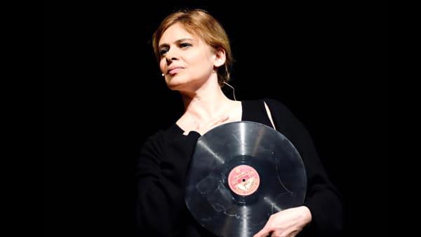 "San Giorgio a Liri, Debora Caprioglio inerpreta ""Callas d'incanto"""