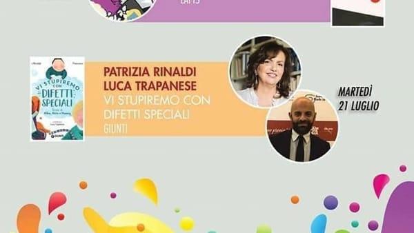 """""""Incontriamoci a Veroli Young"""" , Luca Trapanese e Patrizia Rinaldi presentano """"Vi stupiremo con difetti speciali"""""""