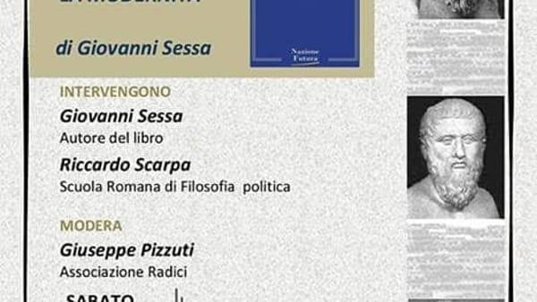 """Alatri, Giovanni Sessa presenta """"Tradizione. Demitizzare la modernità"""""""
