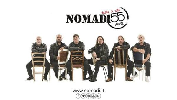 Castelnuovo Parano, Nomadi in concerto