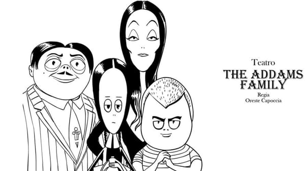 """Cassino, in scena """"La Famiglia Addams"""""""