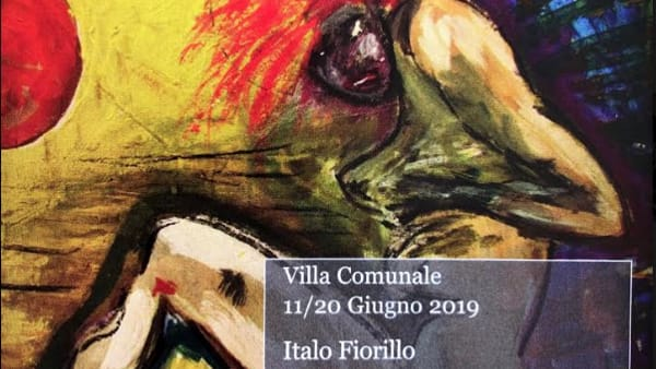 Frosinone, mostra di Italo Fiorillo