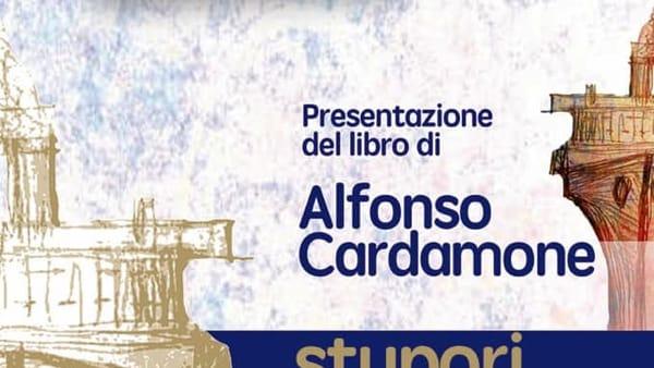 "Frosinone, Alfonso Cardamone presenta ""Stupori Tardivi"""