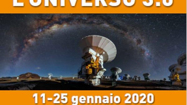 """Frosinone, """"Esplorando l'universo 3.0"""""""