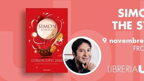 Frosinone, Simon & the stars presenta l'oroscopo del 2020