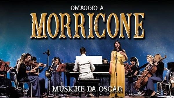 """Frosinone, omaggio a Morricone con """"Musiche da Oscar"""""""