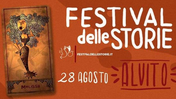Alvito, festival delle storie: la giornata della melissa