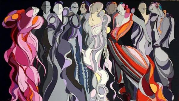 Frosinone, mostra personale di Paola Latrofa