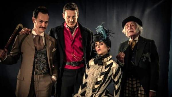 """Frosinone, in scena """"Sherlock Holmes e i delitti di Jack lo Squartatore"""""""