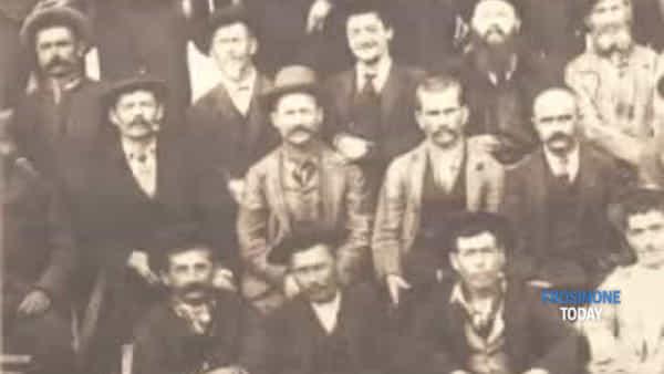 La ciociaria, immagini e storia dal 1910 al 1960