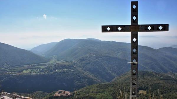 Escursione a Monte Porca e Colle del Vomero