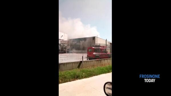 VIDEO | Piedimonte, incendio all'Eureka, non si esclude la pista dolosa