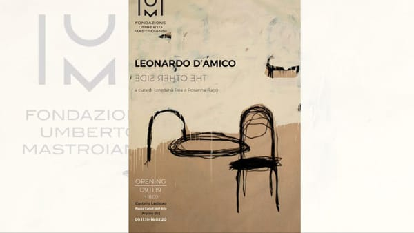 "Arpino, mostra ""The other Side"" di Leonardo D'Amico"