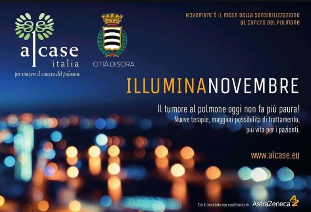 Ultime Notizie Sora Illumina Novembre Il Comune Aderisce Alla Campagna Di Alcaseitalia Rassegna Stampa