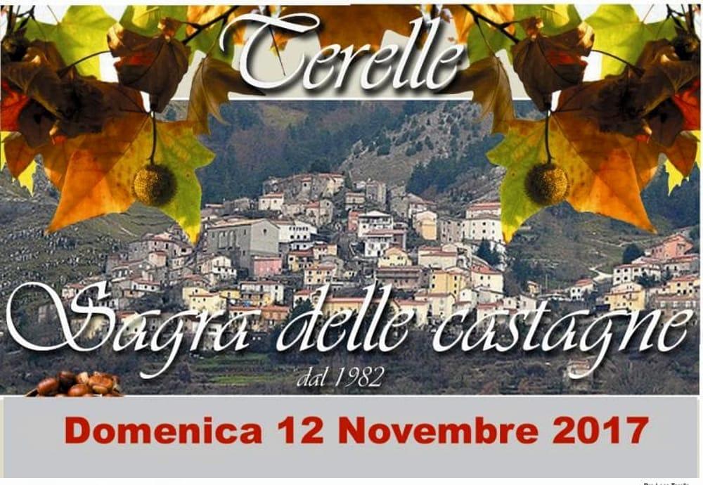 Terelle, 35^ Sagra delle Castagne Eventi a Frosinone