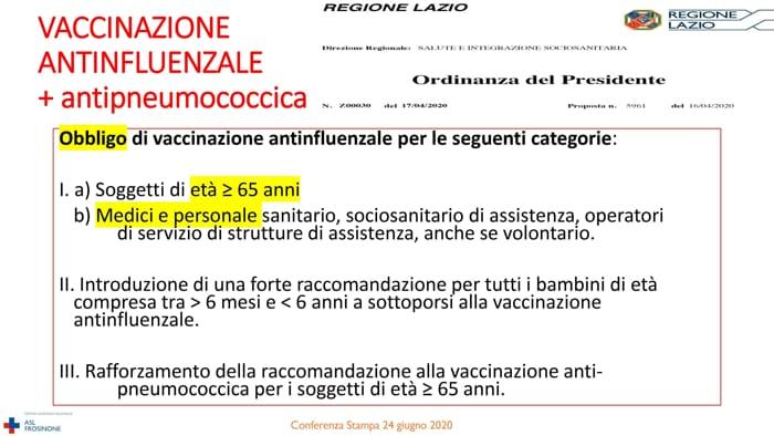 Asl Frosinone, campagna di vaccinazione obbligatoria-2